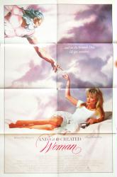 And God Created Woman poster [Rebecca De Mornay] original 27x41