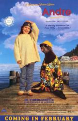 Andre movie poster (1994) [Tina Majorino] 27x40 video version