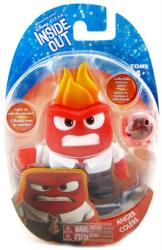 Inside Out: Anger action figure (Tomy) Disney/Pixar