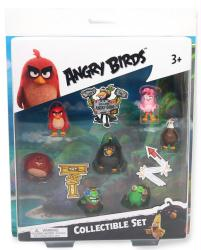 Angry Birds Collectible 7-figure set (Commonwealth) Red, Stella, etc.