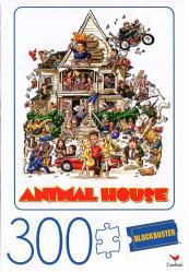 Animal House jigsaw puzzle [1978 film] (Cardinal/2019) 300-piece