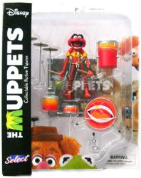 The Muppets: Animal & Drumset action figure set (Diamond Select/2016)