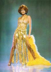 Ann-Margret poster (20x28) 1970s Las Vegas