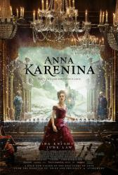 Anna Karenina movie poster [Keira Knightley/Jude Law] original 27 X 40