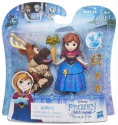 Frozen Little Kingdom: Anna & Sven figure set (Hasbro/2015)