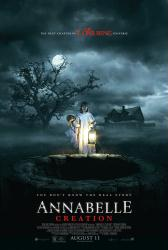 Annabelle: Creation movie poster (2017) 27x40 original one-sheet