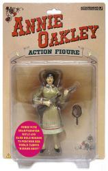 Annie Oakley action figure (Accoutrements/2004)