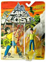 Land of the Lost: Annie Porter action figure (Tiger Toys/1992)
