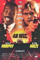 Another 48 Hrs movie poster [Eddie Murphy, Nick Nolte] 27x40
