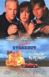 Another Stakeout movie poster [Richard Dreyfuss, Emilio Estevez] 26x40