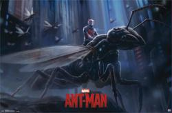 Ant-Man movie poster (2015 Marvel Film) 34x22