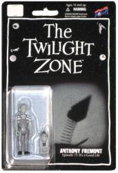 "The Twilight Zone: Anthony Fremont 2 3/4"" figure (Bif Bang Pow) B&W"