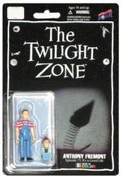 The Twilight Zone: Anthony Fremont 2 3/4'' action figure (Color)