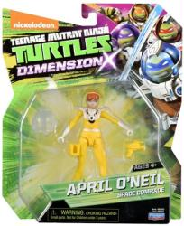 Teenage Mutant Ninja Turtles Dimension X: April O'Neil action figure