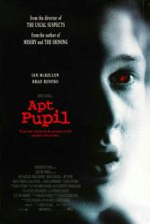 Apt Pupil movie poster [Brad Renfro] a Bryan Singer film