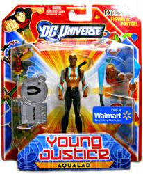 DC Universe Young Justice: Aqualad figure (Mattel) Wal-Mart Exclusive