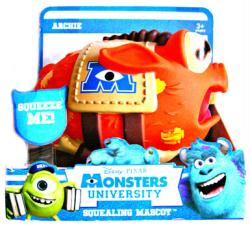Monsters University: Archie, Squealing Mascot toy (Spin Master)