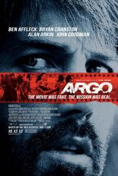 Argo movie poster [Ben Affleck] 2012 original 27x40