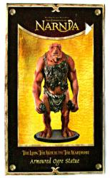 Chronicles of Narnia: 13'' Armoured Ogre Statue (NECA)