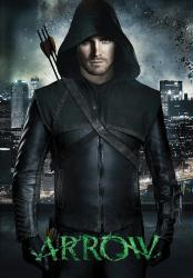 Arrow poster [Stephen Arnell] 24x36 TV series poster