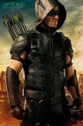 Arrow poster: TV series [Stephen Arnell] 24x36