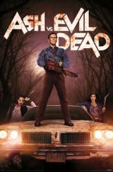 Ash vs Evil Dead poster [Bruce Campbell] (22x34) Starz TV series