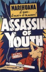 Assassin of Youth movie poster (24x36) 1938 marijuana propaganda film