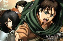 Attack On Titan poster: Scouts (36x24) Season 2