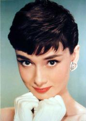 Audrey Hepburn poster: Close-Up (24'' X 34'' Color poster) New