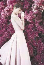 Audrey Hepburn poster: Lilacs (24 X 36) New
