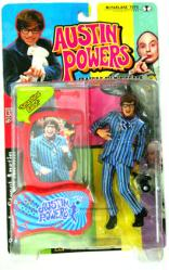 Austin Powers: Carnaby Street Austin figure [Smashing Baby] McFarlane