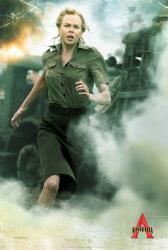 Australia movie poster [Nicole Kidman] a Baz Luhrmann film (advance)