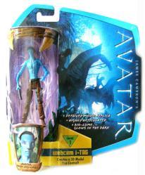 Avatar [Level 1] Avatar Norm Spellman action figure (Mattel/2009)