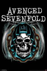 Avenged Sevenfold poster: Holy Reaper (22x34)