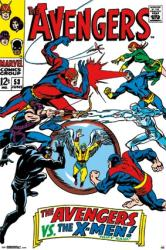 The Avengers poster: The Avengers vs. X-Men comic cover (24x36) Marvel