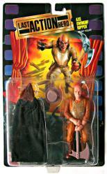 Last Action Hero: Axe Swingin' Ripper action figure (Mattel/1993)