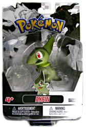 Pokemon Black and White: Axew figure (JAKKS Pacific/2011)