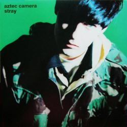 Aztec Camera poster: Stray vintage LP/album flat (1990)