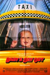 Baby's Day Out movie poster (original 27 X 40 one-sheet) 1994