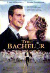 The Bachelor movie poster [Chris O'Donnell, Renee Zellweger] 27x40