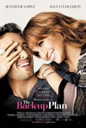 The Back-Up Plan movie poster [Jennifer Lopez, Alex O'Loughlin] 27x40