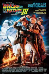 Back to the Future Part III movie poster [Michael J. Fox, Lloyd] 27x40