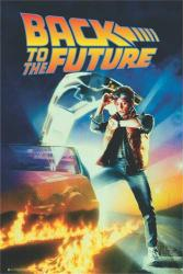 Back to the Future movie poster [Michael J. Fox] 24x36