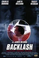 Backlash movie poster [Charles Durning, James Belushi] 27x40