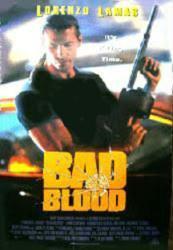 Bad Blood movie poster (a.k.a. Viper) [Lorenzo Lamas] 27x40