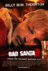Bad Santa 2 movie poster [Billy Bob Thornton] 27x40 original