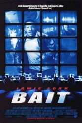 Bait movie poster [Jamie Foxx] an Antoine Fuqua film (27x40)
