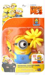 Despicable Me 3: Banana Crazy Carl Deluxe action figure (Thinkway)