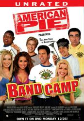 Band Camp movie poster [Eugene Levy] 27x40 video poster