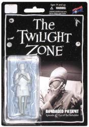 "The Twilight Zone: Bandaged Patient 3 3/4"" figure (Bif Bang Pow) B&W"